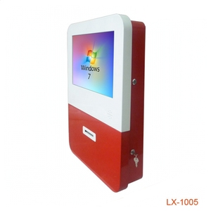 touch screen ordering music intercom pos billing payment system smart wall mounting LCD touch screen kiosk