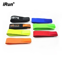 [2] iRun Running Timing Chip Band Leg Strap - Neoprene Timing Chipband for Racing - Triathlons and Running Events