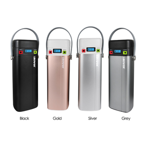 Newest Products USB Power Bank 124800mAh Portable Charger mobile