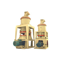 Calcium Carbonate Powder Grinding 3 Roll Mill for supply