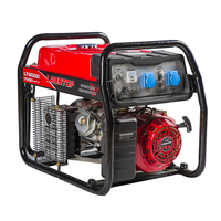 Moderate prices 6500w 13hp gasoline power generator