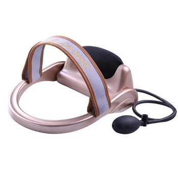 Traction-band neck cervical traction therapy machine for cervical osteoarthritis treatment