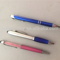 J462 cheapest plastic ballpoint pen with 1000pcs moq and logo printed