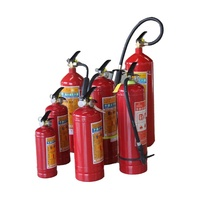 Good quality portable DCP dry powder fire extinguisher for ABC class