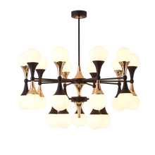 Custom <strong>modern</strong> fashion living room crystal decorative chandelier