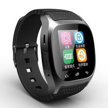 2019 New Bluetooth Dial Android Smartwatch Sport Pedometer M26 <strong>Smart</strong> <strong>Watch</strong>