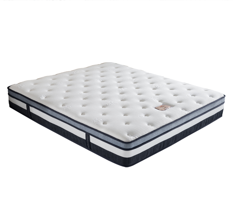 bamboo fabric promotion hot sale king size memory foam pocket spring mattress - Jozy Mattress | Jozy.net