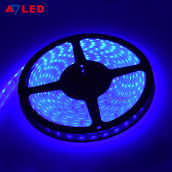 low voltage good heat resistant glare silicone led strip rgb 5050 for football club lights