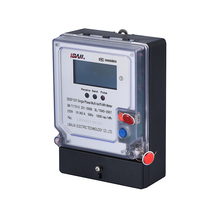 Best selling single phase multi function active LCD electricity energy <strong>meter</strong>