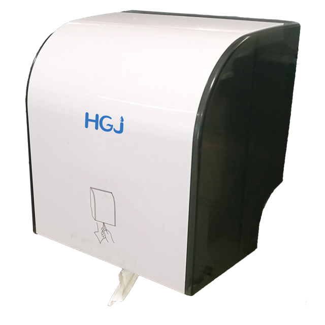 High-Capacity Centerpull Bathroom Tissue Dispenser Toilet Paper Restroom