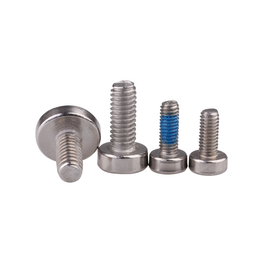 Stainless Steel Fasteners Torx Socket Fillister Socket Head Cap <strong>Screws</strong>