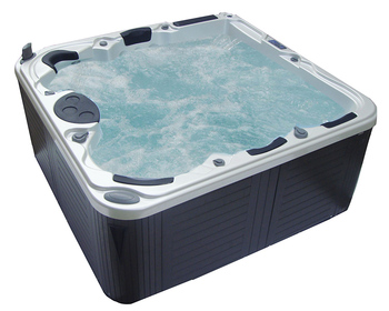 High quality outdoor garden massage cheap price outdoor acrylic whirlpool spa