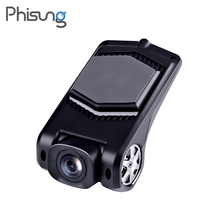 Phisung ADAS Dash cam FHD1080P usb dvr <strong>camera</strong> LDWS G-Sensor PIP car video recorders for Android DVD Multimedia player
