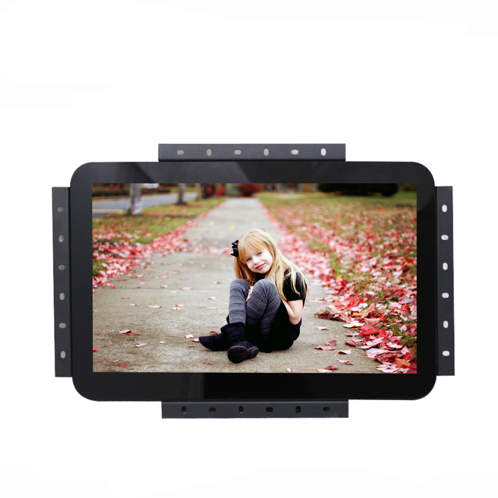 Raspberry Pi Touch Screen HD VGA DVI Input Open Frame Monitor <strong>12</strong>.5''
