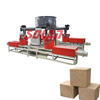 euro pallet block machine saw dust block making machine sale wood recycling machine