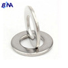Carbon steel material full-size Galvanized thin flat washer