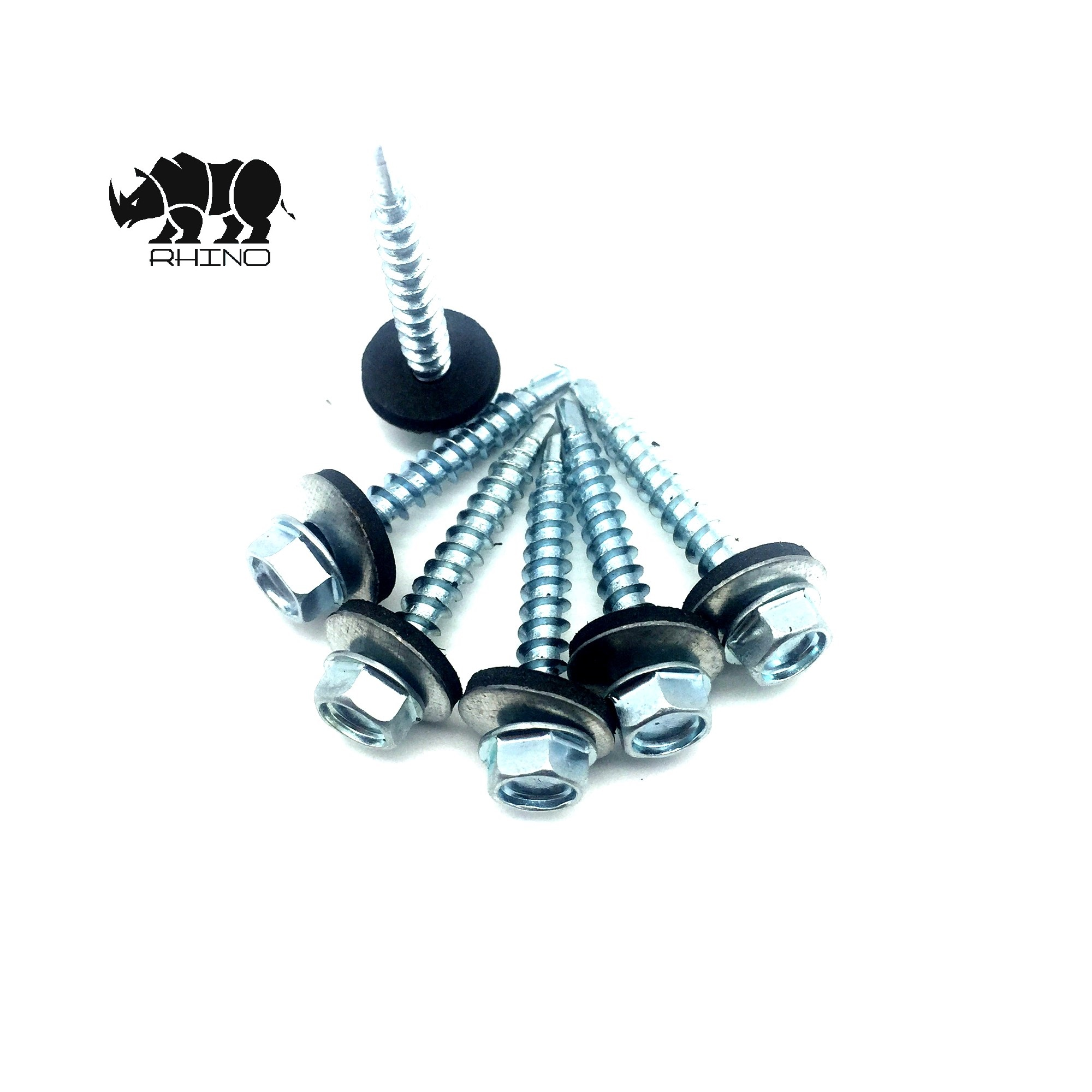 Hex Drilling Hexagonal head 4.8*25 DIN7504K hex head drilling <strong>screw</strong>