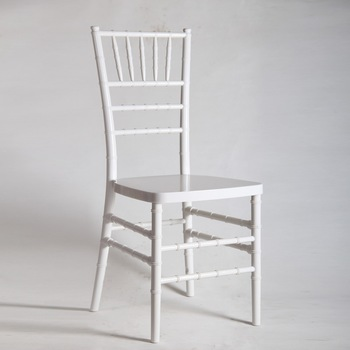 New Technology Colors Crystal Resin Chiavari Chairs