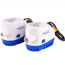 Sailflo automatic self-priming 750GPH 12v submersible bilge pump for boat/marine