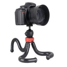 Mini Universal Portable flexible Octopus Cell Phone Tripod for camera and Smartphone with remote and 360 ball head