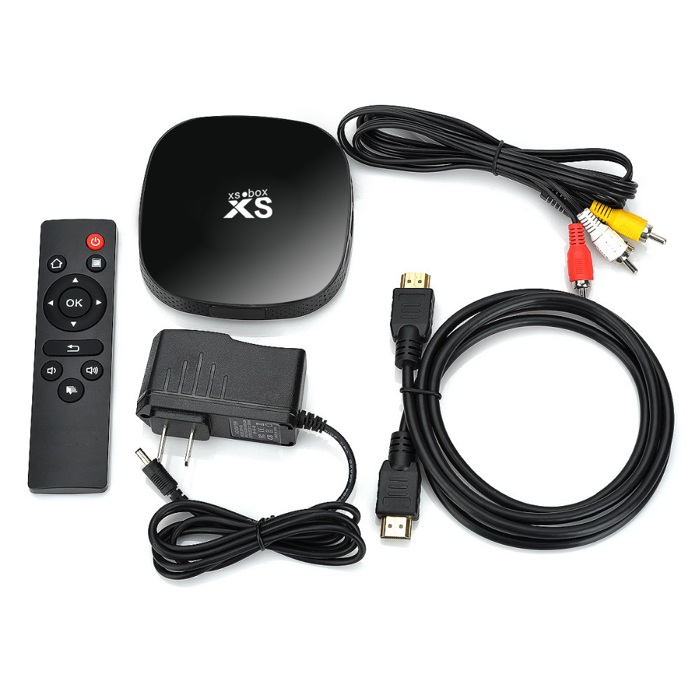 Quad core Amlogic S805 Smart Android TV Box WIFI Mini HD Media Player Android TV Set Top Box