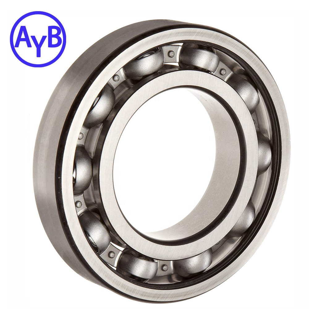 AYB Deep Groove Structure and <strong>P0</strong>, P6, P5, P4, <strong>P2</strong>, or ABEC-1, ABEC-3, ABEC-5, ABEC-7, ABEC-9 Precision Rating deep groove bearing