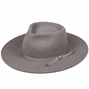 100% Wool Felt Fedora Jazz Hat