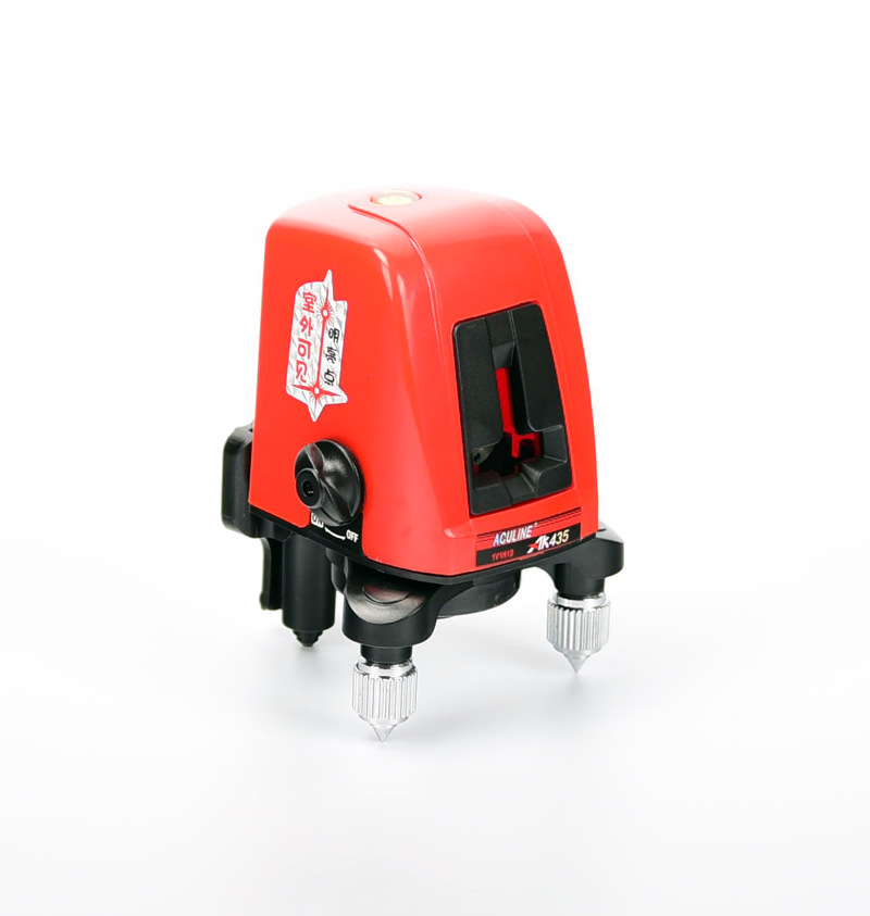 NEW AK435 Laser Leveling Unit Mini Portable Red 3D Laser <strong>Level</strong> 360 Distance Meter <strong>Level</strong> Laser Line Measure as Construction Tools