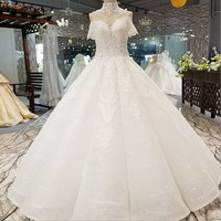 women stock luxury real photo white wedding dress wholesale wedding dresses 2019 designs bridal wedding gowns