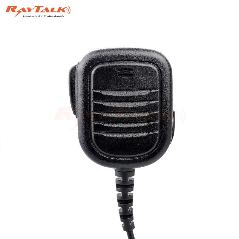 4 pcs Waterproof Speaker Microphone for Kenwood TK-180 TK-190 TK-280