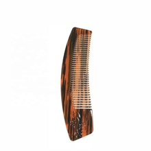 hot selling Amazon wholesale natural high quality handmade acetate combs use for home