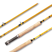 "HONOREAL In Stock 8'6"" 5-6# Half well Pure Carbon Fly Fishing Rod"