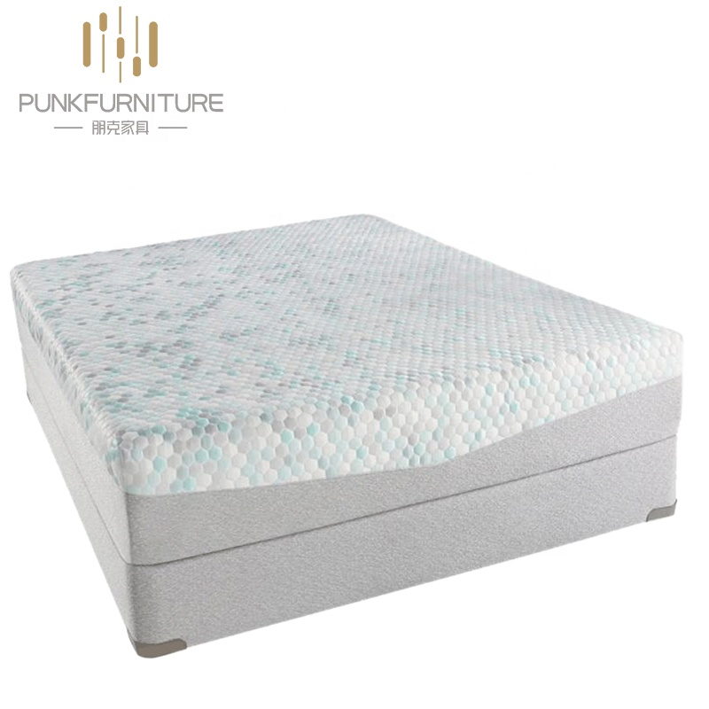 Punk 2019 new whosale hotel bedroom mattress king size memory foam mattress - Jozy Mattress | Jozy.net