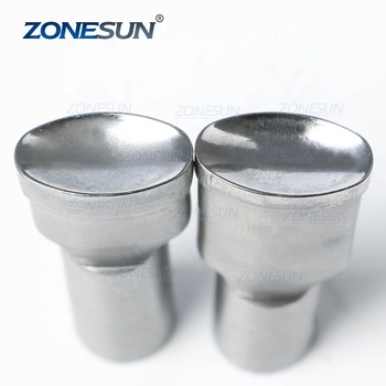 ZONESUN blank tablet pill stamp Press 3D Punch Mold Candy  Punching Die Custom Logo For punch die TDP 5 Machine FREE SHIPPING