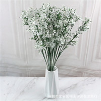 Gypsophila Real Touch Soft Plastic Baby's Breath Cheap Artificial Baby Breath Artificial Baby'S Breath Artificial Leaf