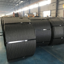 Tianjin Wire rope pc strand for tunnel and railway construction multi-storey industrial buildings