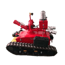 HY/ZXLD/16 Battery-Driven Fire Rescue Robot With Investigation Function