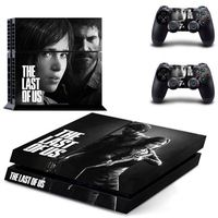 Vinyl Decal Skin Sticker for Sony PS4 Playstation 4 Pro Game Console