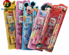 New products custom school stationery set stationery Items list with Price for kids