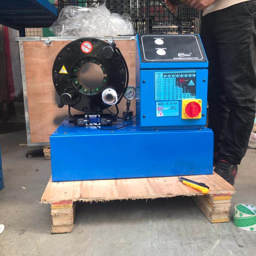 Ce 1/8''-2'' Finn Power Crimper Machine,P52 High Pressure Rubber Hose  Crimping Tool - Buy Finn Power Crimper Machine,Rubber Hose Crimping  Tool,P52