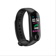 Health Fitness Tracker Custom Logo M3 Wrist Band <strong>Smart</strong> <strong>Watch</strong> 2019