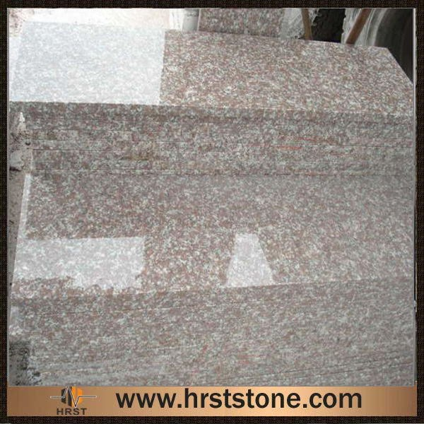 polished China cheap pink granito tiles 30*30 and 60*60