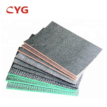 HVAC thermal insulation XPE foam  and  IXPE foam manufacturer