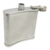 Available Sublimation Blank Stainless Steel Hip Flask With Groove