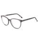 MA2006 new model eyewear frame glass round acetate combine metal optical eye glass frame china factory wholesale eyeglass frames