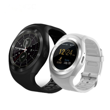 Hot Selling Digital <strong>Watches</strong> <strong>smart</strong> <strong>watch</strong> Y1 android answer call wear band gear men smartwatch wearable devices low moq