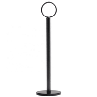 Simple Design Table Number Holder Number Card Rack Photo Picture Stand