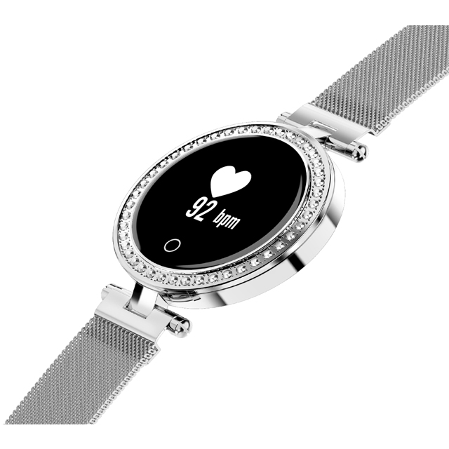 <strong>X10</strong> Fashion Women fitness band tracker smartwatch Heart Rate Monitor