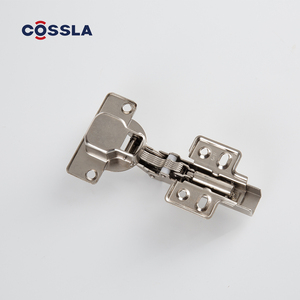 COSSLA 35mm Cup Fast Clip-on Hydraulic Soft Close Door Inset Cabinet Hinge