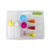 19pcs pieces set cookie & cupcake decorating kits 20127